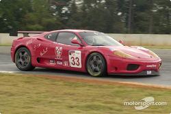 MSB Motorsport Ferrari Modena 360