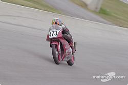 Brian Kcreget Honda 125