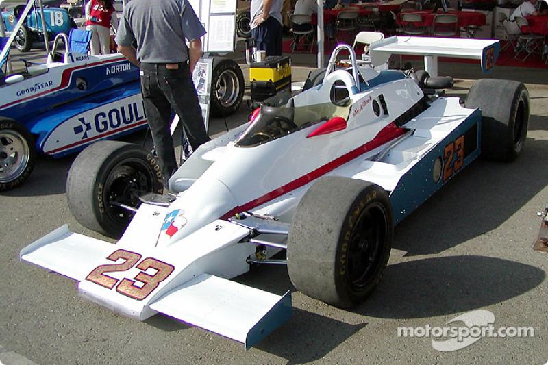1979 Penske PC7 of Jim McElreath