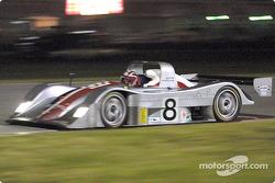Nissan Lola n°8 d'Anthony Lazarro, Terry Borcheller et Bill Rand, vainqueur de la catégorie SRPII