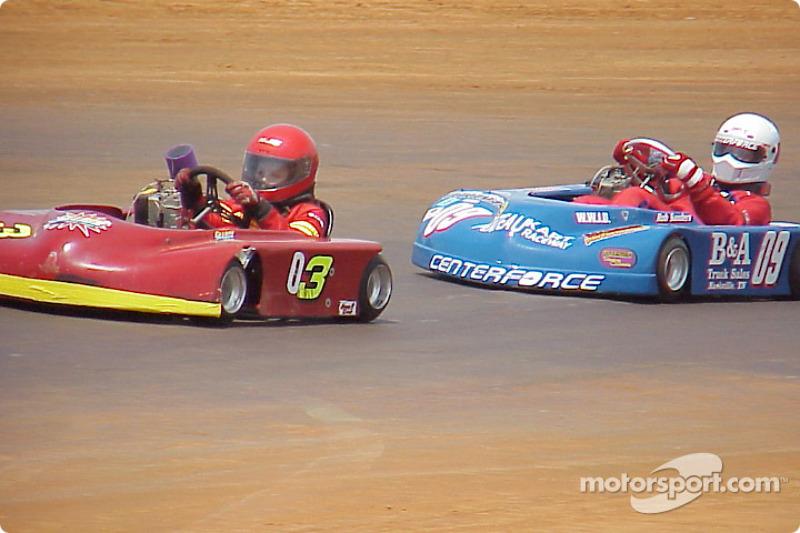 Briggs Junior Sportsman-2 Lite 03-Hartwood McMillan 09-Rob Sanders