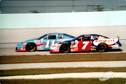 Todd Bodine and Randy Lajoie