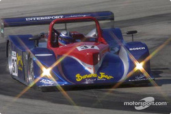 Jon Field takes the opening stint in the Intersport Racing Judd Lola