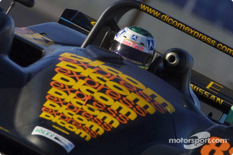 #88 Porschehaus Racing Nissan Lola's only win of the season
