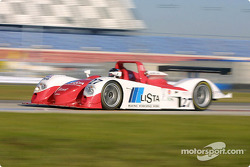 The #27 Judd Dallara posted the fastest overall time in testing at Daytona on Saturday