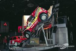 Mitsubishi FIA Cross Country Rally car (Paris-Dakar)