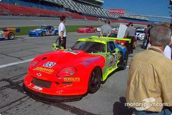 Marcos Racing International