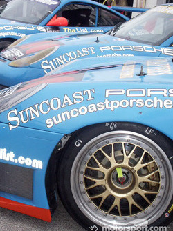 The Racer's Group Porsches