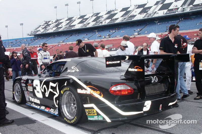 GTS winning Jaguar (Gentilozzi/Brian Simo/Pruett/Lauer)