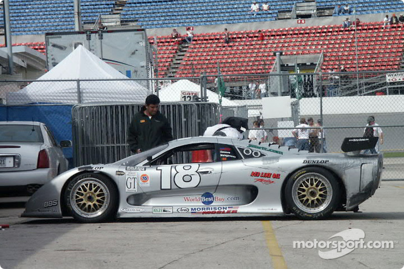 Mosler side view