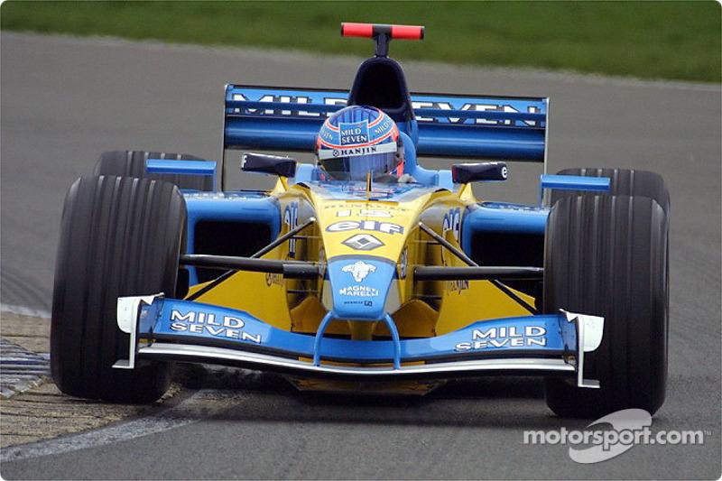 Año 2002 - Renault