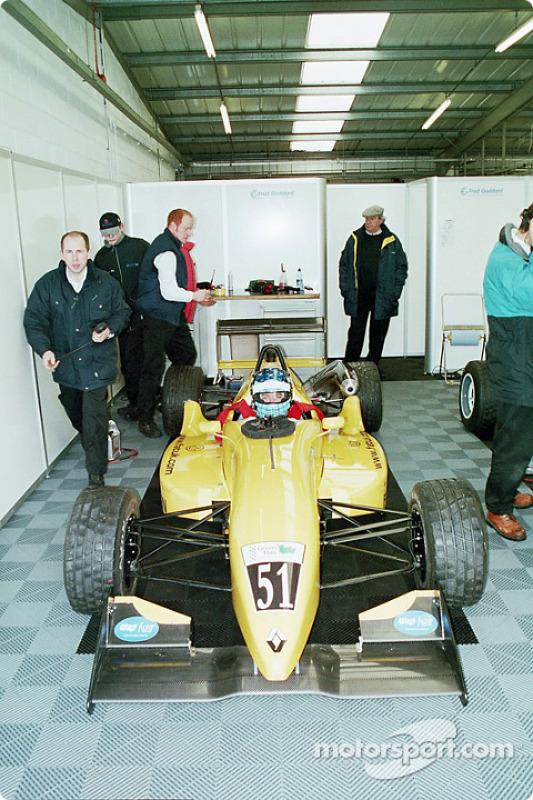 Class 51: Robert Doornbos, Goddard Racing SC