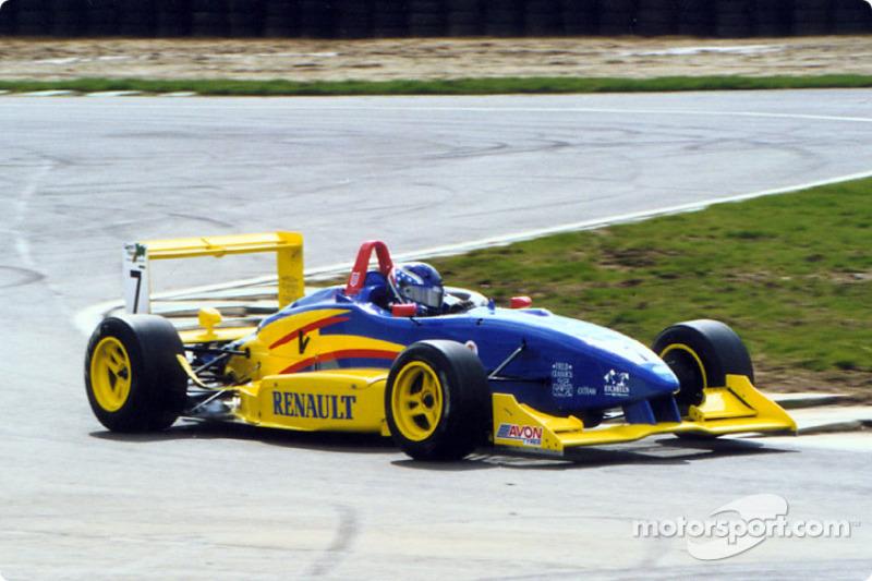Alex Gurney improved since Silverstone