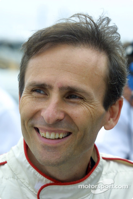 David Murry (Porsche n°79 du Justin Jackson)