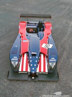 2002 Panoz LMP 01 Evo Livery