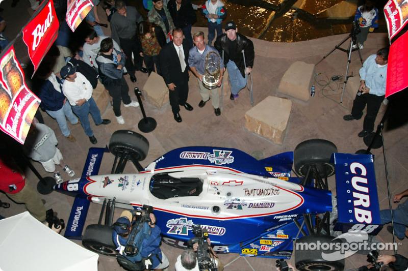 Arizona Diamondbacks va sponsoriser la voiture n°98 de Billy Boat