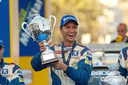 Winner Gilles Panizzi