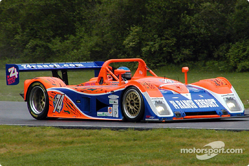 Robinson Racing Riley & Scott