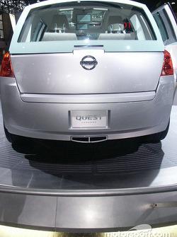 Quest concept mini van