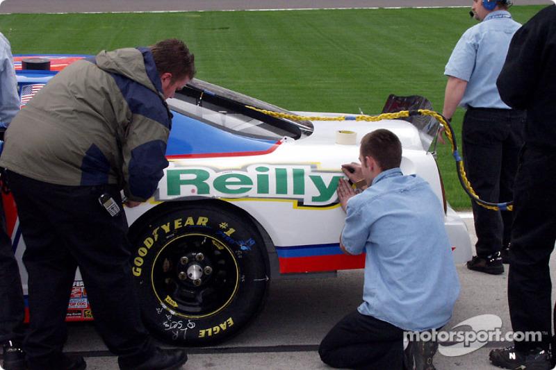 Adding sponsorship in time for qualifying