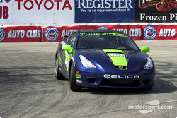 Celebrity race practice: Christopher Titus