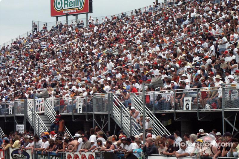 Bristol crowd