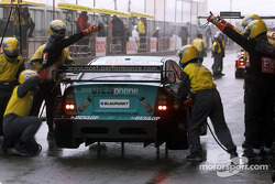Pitstop for Michael Bartels