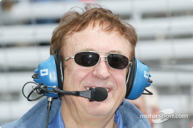 Team owner John Menard