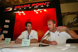 Press conference: Bryan Herta and Bill Auberlen
