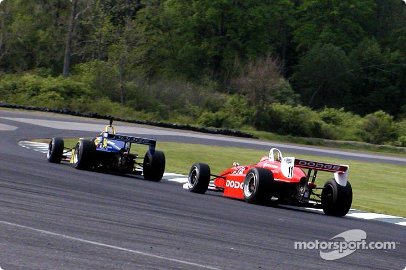 Marc Breuers and Rafael Sperafico