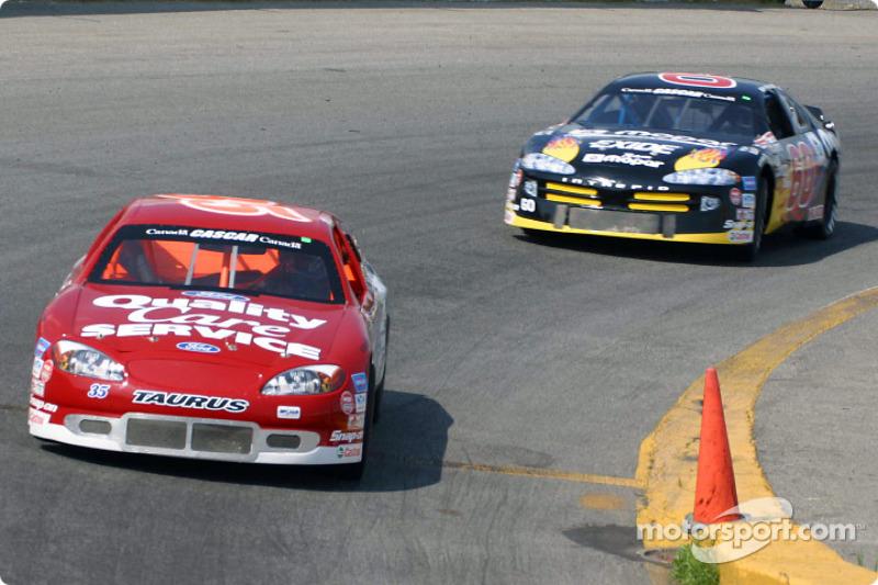 Kevin Dowler and Ron Beauchamp Jr.