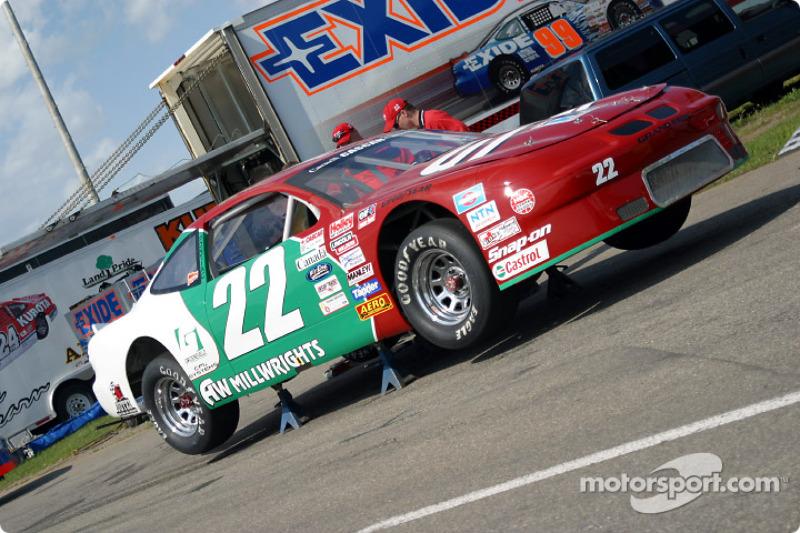 AW Millwrights Pontiac Grand Prix