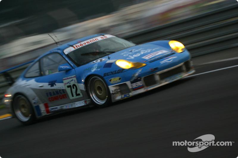Porsche GT3-RS Luc Alphand Adventures