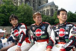 Iida, Yogo and Nishizawa