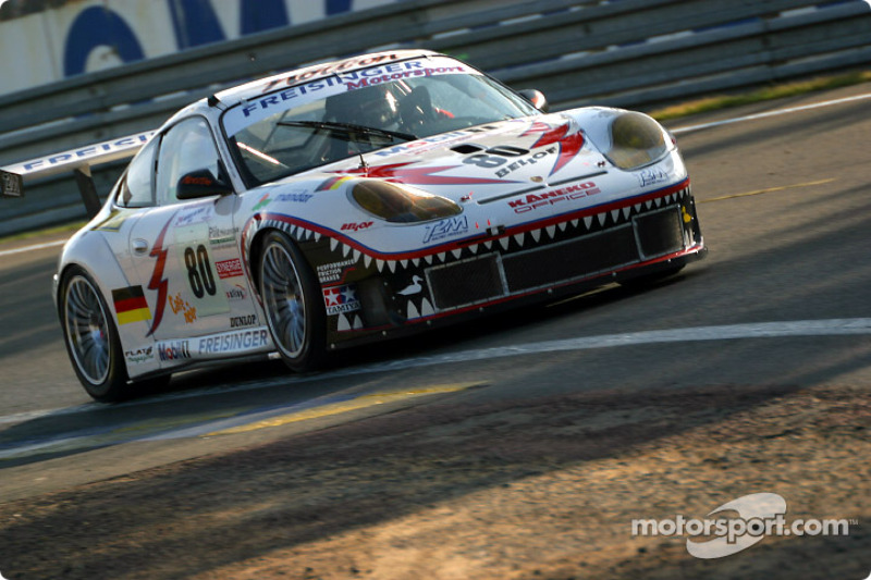 Porsche 911 GT3-RS de Freisinger Motosport