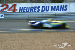 Welcome to the '24 Heures du Mans'
