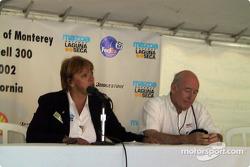Barber Dodge Pro Series Race press conference