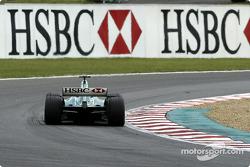 Едді Ірвайн, Jaguar Cosworth