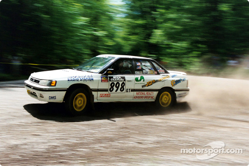 Tommy Brann - Subaru Legacy