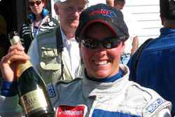 Champagne for Melanie Paterson