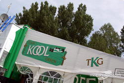 Team Kool Green hospitality