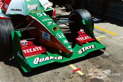 Papis front wing