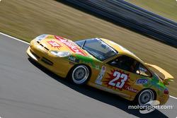 Team Turbo Performance Porsche GT3 Cup