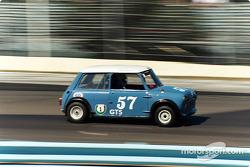 David Reid - 66 Austin Cooper S