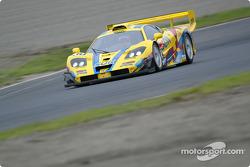 McLaren F1GTR (500), Hideki Okada, Haruki Kurosawa
