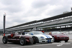 Three Maseratis at Indy: 8CTF, Trofeo and Spyder