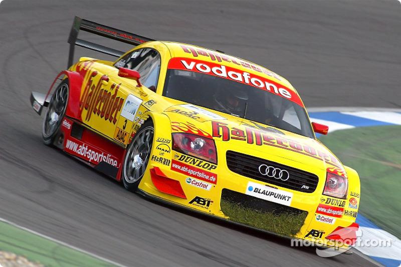 2002: Abt-Audi TT-R