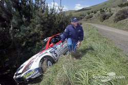 Colin McRae's accident