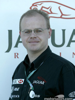 Dr Mark Gillan of Jaguar