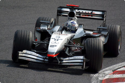 David Coulthard, McLaren-Mercedes MP4/17
